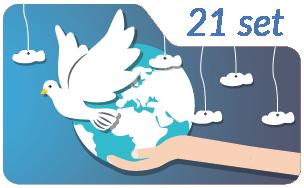 Resultado de imagen para Fotos Día Internacional de la Paz.
