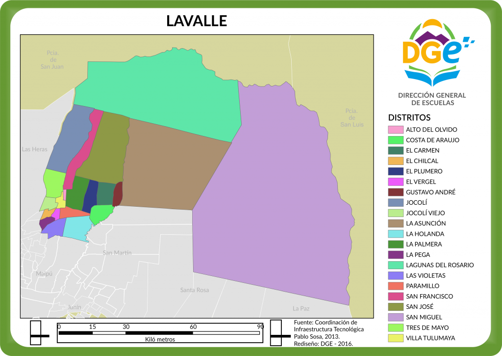 LAVALLE 2016