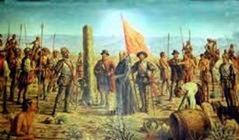 """""""La fundación de Mendoza por don Pedro del Castillo"""""""