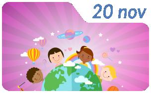 EFEMERIDES_NOVIEMBRE- dia mundial de la infancia