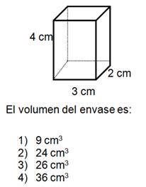 Medición: calcular volúmenes   www mendoza edu ar