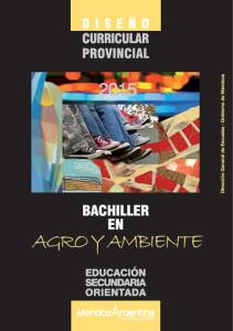 Bachiller - agro y ambiente- imagen