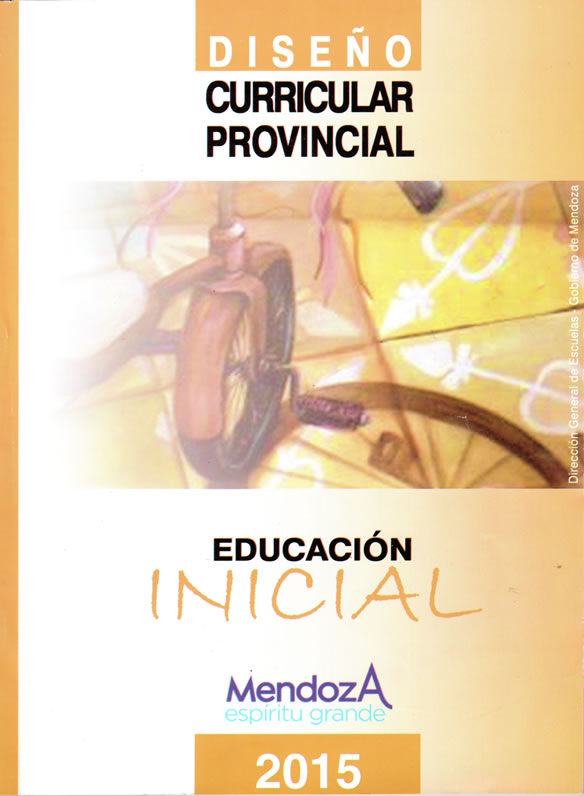 Dise o curricular educaci n inicial for Diseno curricular del nivel inicial 2016