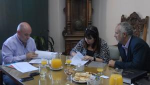Jaime Correas, Fernanda Paulos Seibane
