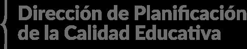 Dirección de la Planificación de la Calidad Educativa