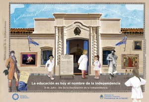 Afiche_9 de julio_Repositorio