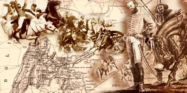 Güemes, la patria y «los cien gauchos de fuego»