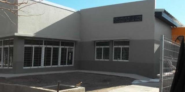 """En agosto será inaugurada la Escuela 2-044 """"Ciudad de La Paz"""""""