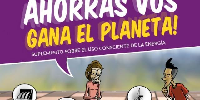 Ya está disponible el segundo fascículo de AHORRÁS VOS, GANA EL PLANETA