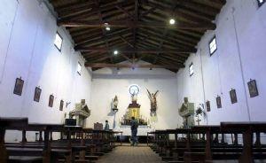 CAPILLA HISTÓRICA DEL PLUMERILLO SAGRADO CORAZÓN DE JESÚS 1