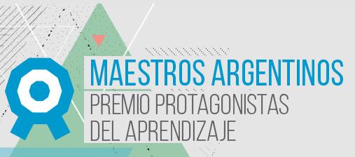 Resultado de imagen para premio maestros argentinos