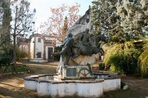 Monumento Parque Luis Alonso Salcedo