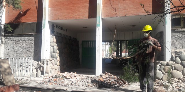 Más de $140 millones en reparaciones y construcciones de escuelas