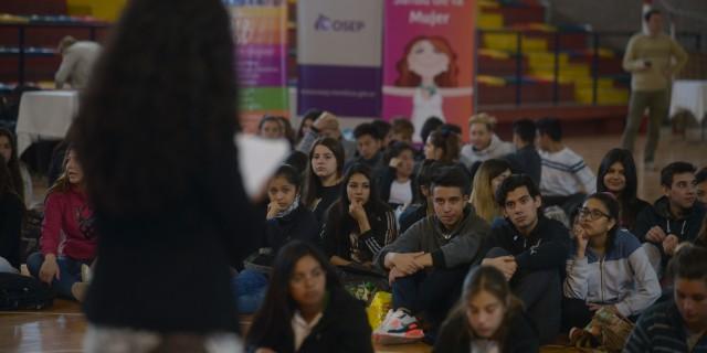 Intensifican actividades en las escuelas para la prevención y erradicación de la violencia de género