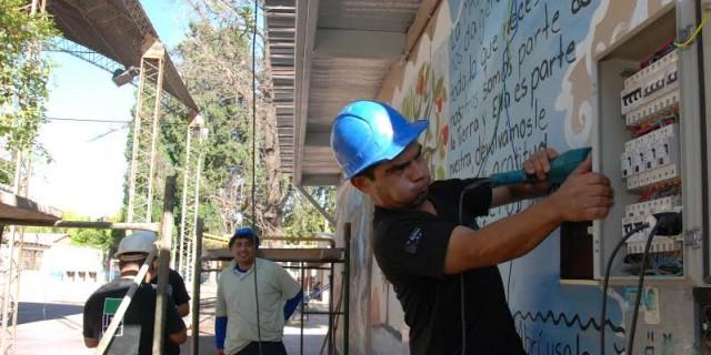 Ampliarán y refuncionalizarán el edificio de la escuela Laureana Olazábal
