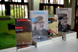 Presentación del libro Antología de Cuentos de Antonio Di Benedetto