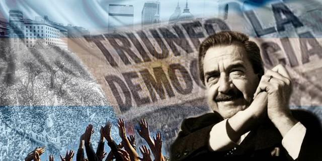 """10 de DICIEMBRE: """"Día de la Restauración de la Democracia"""""""