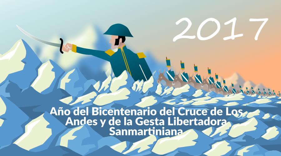 Bicentenario del Cruce de Los Andes y de la Gesta Libertadora ...