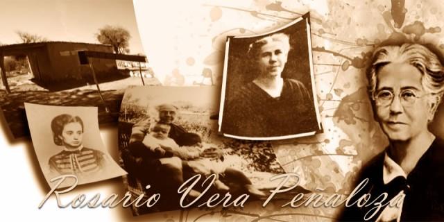 Rosario Vera Peñaloza, maestra ejemplo que perdura en el tiempo