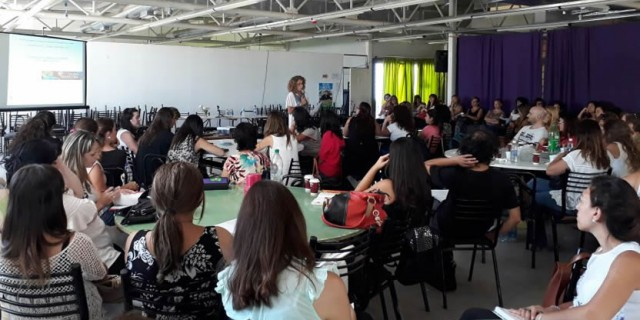 Doaite realizó las primeras jornadas institucionales de 2017
