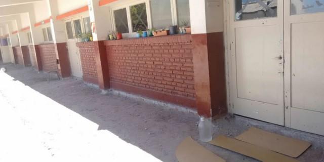 Valle de Uco: reparan y mejoran más de 50 escuelas
