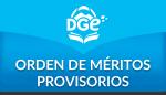 16_ORDEN DE MERITOS PROVISORIOS