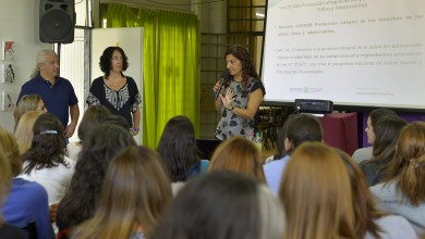 Mendoza 21-3-17  Capacitacion  con el Programa Provincial de Salud Reproductiva