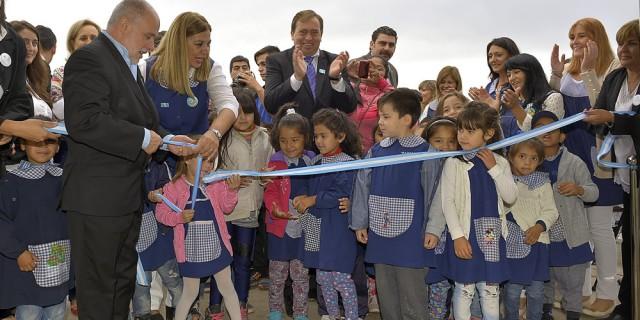 Más de 200 niños de Tunuyán tienen nuevo Jardín Nucleado