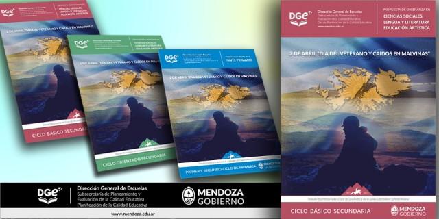 La DGE presenta material didáctico sobre Malvinas