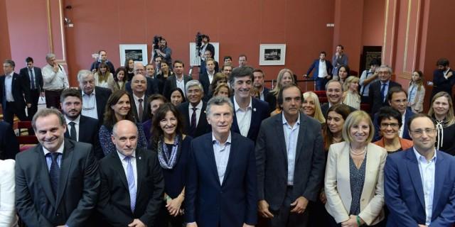 Correas participó del lanzamiento de la plataforma digital del Plan Maestro