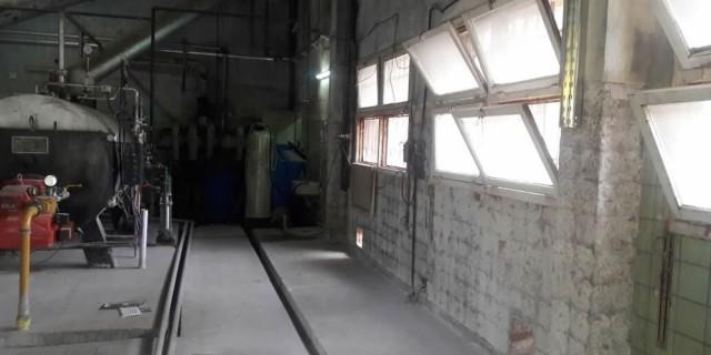En junio estará terminada la nueva calefacción de la Escuela Eva Perón