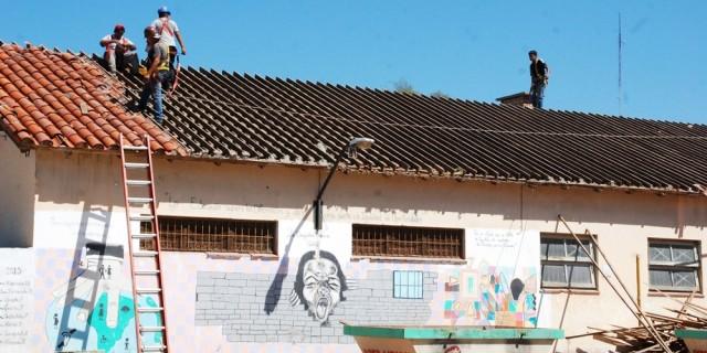La Provincia continúa la reparación de escuelas con problemas edilicios