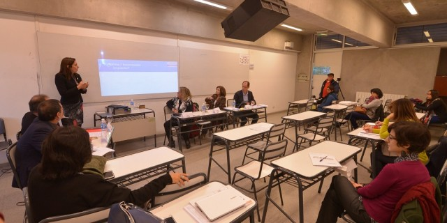 La DGE participó en el XIV Congreso Nacional de Profesores de Francés