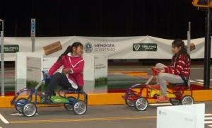 Mendoza, 15-06-17. Circuito de Educación Vial
