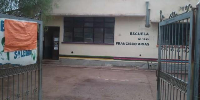 En julio comenzará a construirse la nueva escuela Francisco Arias