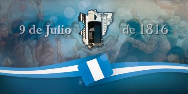 Declaración de la Independencia 9 de julio