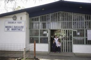 Mendoza 18-08-2017. Festejo del dia del niño en la Escuela 1-520 Maria C. Basaure de Martinez.