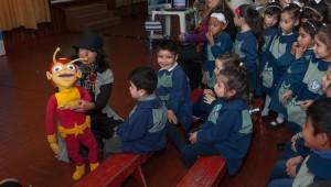 """Programa Provincial de Alfabetización en el Nivel Inicial: """"Q"""