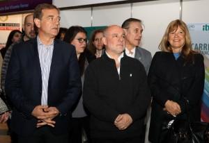 Mendoza, 28-08-17. El director General de Escuelas, Jaime Correas, y el director de Educación Superior, Gustavo Capone, encabezaron el acto de Lanzamiento de la Expo Educativa 2017.