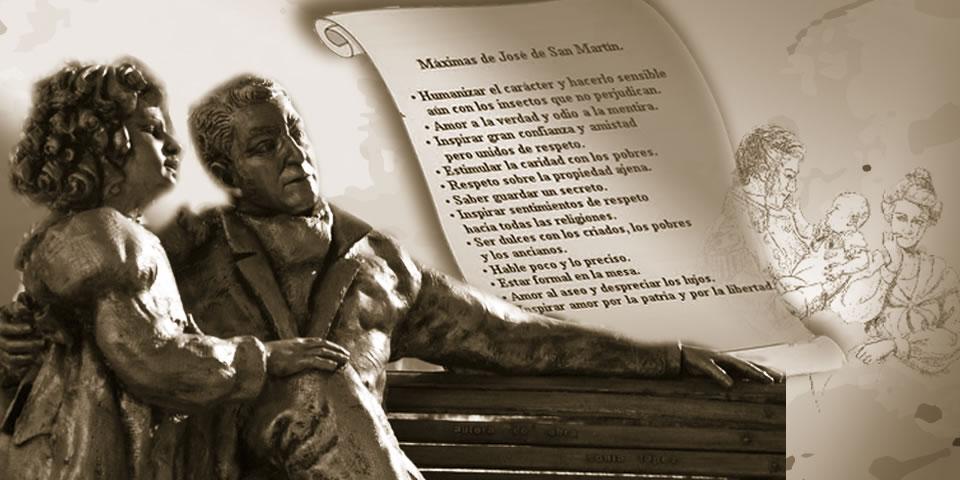 HISTORIA_PALABRAS_SAN MARTIN PADRE