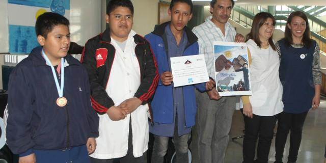 """Se entregaron los premios del concurso """"Así vivimos el Bicentenario del cruce de los Andes"""""""