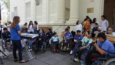 Mendoza, 03-10-16 La directora de Educación Especial, Susana Yelachich, encabezará el acto de apertura de la Semana por la Inclusión.