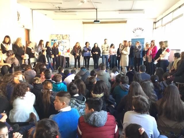 Encuentro Virtual Entre Estudiantes De Mendoza Y Buenos