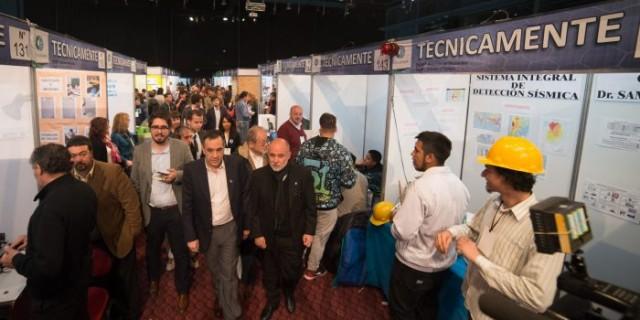 Mendoza tiene sus representantes para la Feria de Ciencias y en Técnicamente a nivel nacional