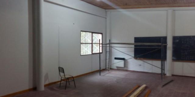 Continúan las reformas en la Escuela Josefa Correas