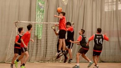 Mendoza 13-10-2017 En el club Pacifico se llevaron a a cabo las finales de Futbol de Salon de Deporte Escolar.