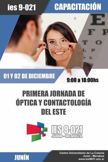 Capacitación óptica y Contactología_JUNIN