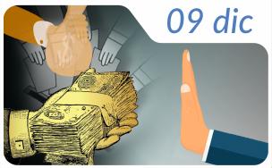 EFEMERIDES_DICIEMBRE_Contra la corrupcion