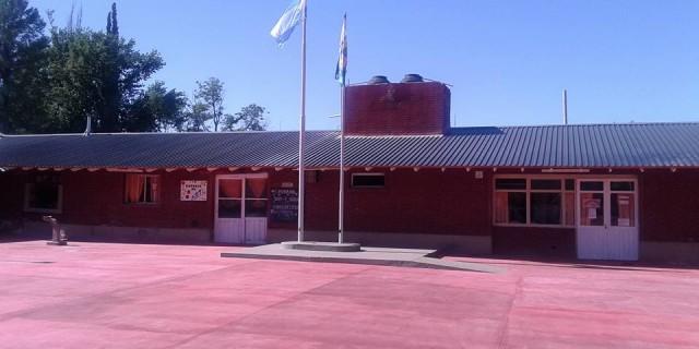 La Escuela Carlos María de Alvear ya tiene playón y sanitarios nuevos