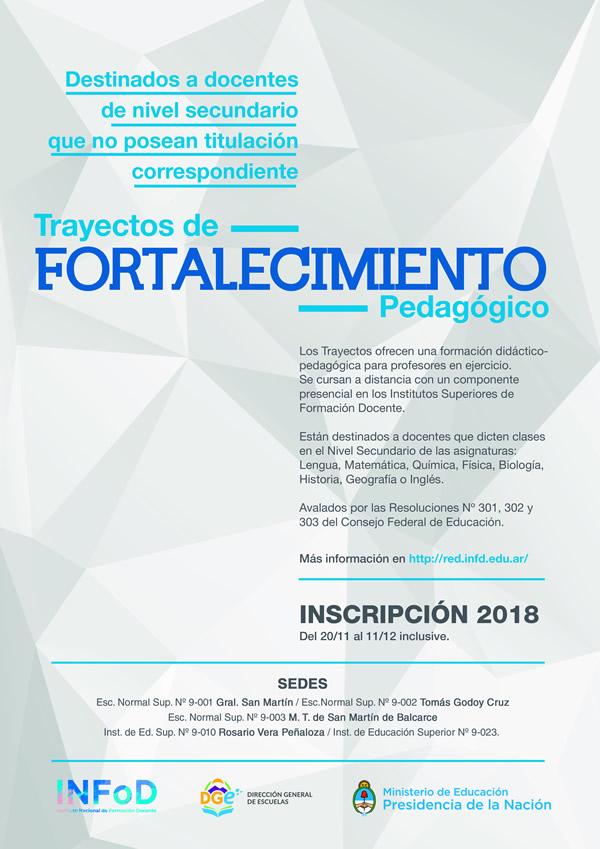 TRAYECTOS PEDAGOGICOS_Flyer difusión